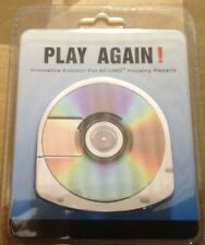 5 NEW  PSP Clear Replacement Case Cases for Broken Umd Game housing or Movie Fix