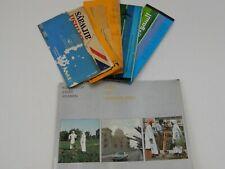 Königreich Saudi Arabien 100 seitige Broschüre + Flugtickets 1970/1393 B-25955