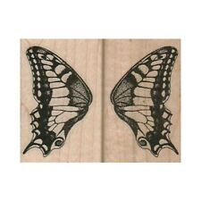NEW Butterfly Wing Set RUBBER STAMPS, Butterfly Stamp, Wings Stamp