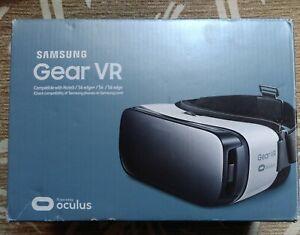SAMSUNG GEAR VR FROST WHITE OCULUS 2D/3D 360º EXPERIENCE