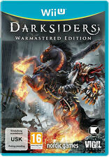 Nintendo Wii U WiiU Spiel ***** Darksiders Warmastered Edition ****NEU*NEW*18*55