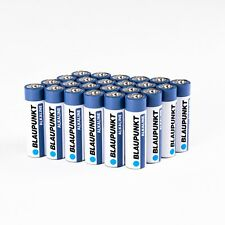 [Pk-24] Blaupunkt AA Performance Alkaline 1.5V Batteries Long Lasting Double A