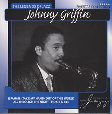 Johnny Griffin The Legends Of Jazz Fivestar Collection (Isfahan, Woe Is Me) CD