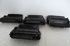 LOT-4 Remanufactured Toner Cartridge for HP P3015dn P3010 Printer 55X CE255X NEW
