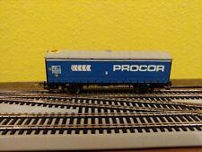 HO / OO Gauge~scale model train car~Loose~Hornby Procor Box~Britain