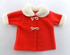 Schwenk Puppenkleidung Puppen Wintermantel Puppen Mantel rot für 46-50 cm 38350