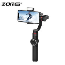 ZOMEI V5 3-Axis Handheld Gimbal Stabilizer + Tripod + Bag For Smartphone Camera