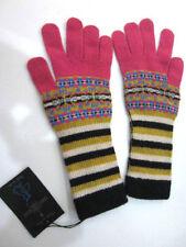 Gants et moufles multicolore en acrylique pour femme