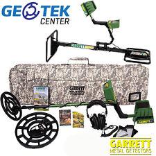 Metal Detector Garrett GTI 2500 PRO Package + Piastre Treasure Hound