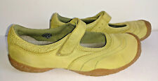Shoes KEEN Womens Mary Jane  US Size 7 Green Leather