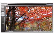 "Media Station Led digital panel 6,8"" Antiglare Bluetooth GPS module built-in"