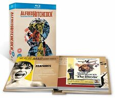 Alfred Hitchcock The Masterpiece Collection [14x Blu-ray] *NEU* DEUTSCH ENGLISCH
