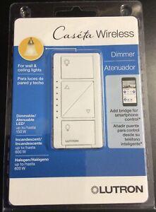 Caseta Wireless For wall & ceiling lights Dimmer