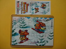 """1996 """" Puzzle """" Hanny Bunnys """" OR + BPZ"""