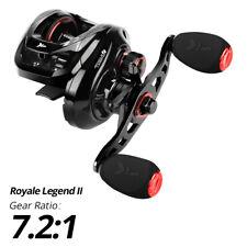KastKing Royale Legend II 7.2:1 5+1 BB Baitcasting Fishing Reel 17.6 LB - Left
