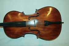 Vintage 1931 French cello, Paul Didier, 4/4 no reserve