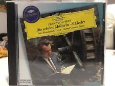 Franz Schubert - Die Schöne Müllerin / 3 Lieder - Fritz Wunderlich - Giesen - CD