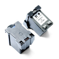 Black/Colour Inkjet Print Cartridges for HP Printer F2100 F2180 F2210F380 D1460
