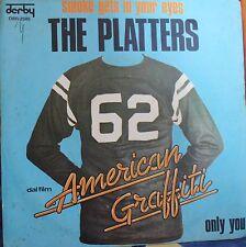 45 giri THE PALTTERS-SMOKE GETS IN YOUR EYES(DAL FILM AMERICAN GRAFFITI)  5/16