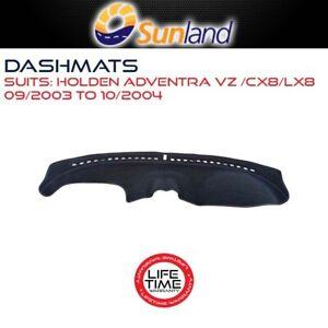 Sunland Dashmat Fits Holden Adventra VZ /CX8 LX8 09/03-01/06 Models/Round Gauges