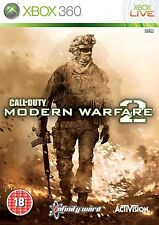 Xbox 360 Call of Duty: Modern Warfare 2 - Excellent - 1st Class Delivery
