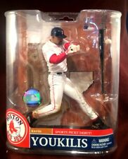 Boston Red Sox Kevin Youkilis (White Jersey) Mcfarlane MLB Series 20 Figure
