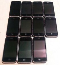 Lot of 11 Apple iPhone 3GS Black 16GB A1303 AT&T - POWER UP GOOD LCD READ BELOW