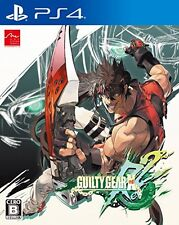 Guilty Gear Xrd Rev 2  SONY PS4 PLAYSTATION 4 JAPANESE NEW