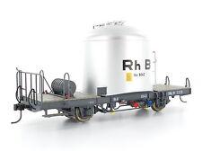 Bemo 9452112 Güterwagen Zementsilowagen Uce 8042 RhB 0m