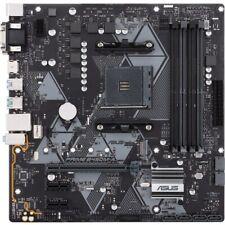 ASUS - MOTHERBOARDS PRIME B450M-A/CSM  AM4 MAX-64GB