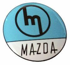 Old Style Mazda 28mm Badge - Steering Wheel or Gearknob - Eunos MX5 Roader