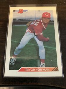 1992 Bowman 11 Trevor Hoffman ***Rookie***