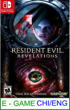 Nintendo Switch Resident Evil Revelations Collection ★Brand New & Sealed★