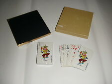 XIII 13 OLYMPIC WINTER GAMES TDC DOUBLE DECK PLAYING CARDS LAKE PLACID NY 1980