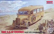RODEN® 808 Opel 3.6-47 Omnibus Model W39 Ludewig-Built Late in 1:35
