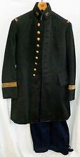 Grande tenue Mle 1931 Officier Troupes Coloniales Veste et Pantalon ORIGINAL WWI