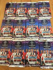 12 Packets Champions League 2018/2019 Match Attax Trading Cards