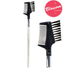 elf (EYES LIPS FACE) Essential Brow Comb & Brush, Eyebrow Comb FREE DELIVERY