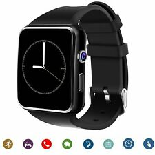Smartwatch X6 slot scheda Sim PER SAMSUNG GALAXY S9/S7/EDGE/S8/J3/J5/J7/A3/A5