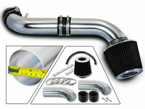 Short Ram Air Intake Kit + BLACK Filter for 99-04 Jeep Grand Cherokee 4.7L V8