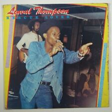 "Linval Thompson ""Rescue Lover"" Reggae LP Glory Gold"