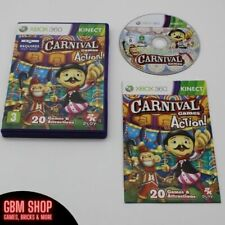 Xbox 360 Spiel | Carnival Games in Action Kinect