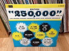 """MICHELE RICHARD - LES JAGUARS .. LP """" Édition 250,000 Vol. #8 """" SUCCÈS DU JOUR"""
