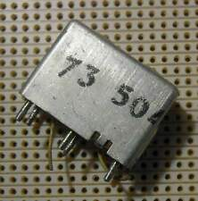 Variable Ferrite Cored Inductor Coils mixers/transformers pair screened