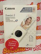 Canon Zoemini S Pearl White 4549292147797 Segunda mano