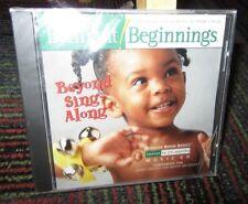 BRILLIANT BEGINNINGS: BEYOND SING-ALONG MUSIC CD, TODDLER BRAIN BASICS, 12-24M