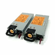Lot of 2 HP DPS-750RB 750W G6 G7 Server Power Supply 506822-101 511778-001