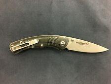 CRKT 7031 FULL THROTTLE MATT LERCH 8CR14MOV STEEL  DROP POINT FOLDING KNIFE