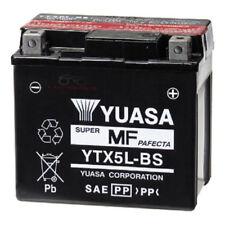 BATTERIA YUASA YTX5L-BS 12 V 4 AH YAMAHA XF GIGGLE 50 BW S 100 WR F 250