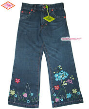 OILILY denim embroidered Jeans  ✿ Girls ✿ Size 5 / Euro 110 NEW was $282.00 AUD